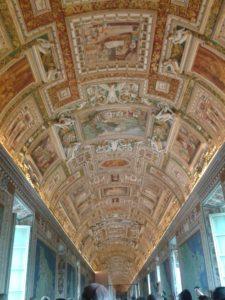 Visite guidée du vatican : intérieur