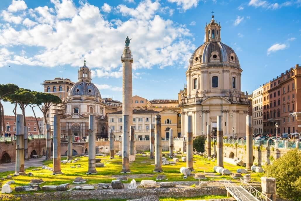 Visite guidée de Rome, Visite en français de Rome avec Cathia