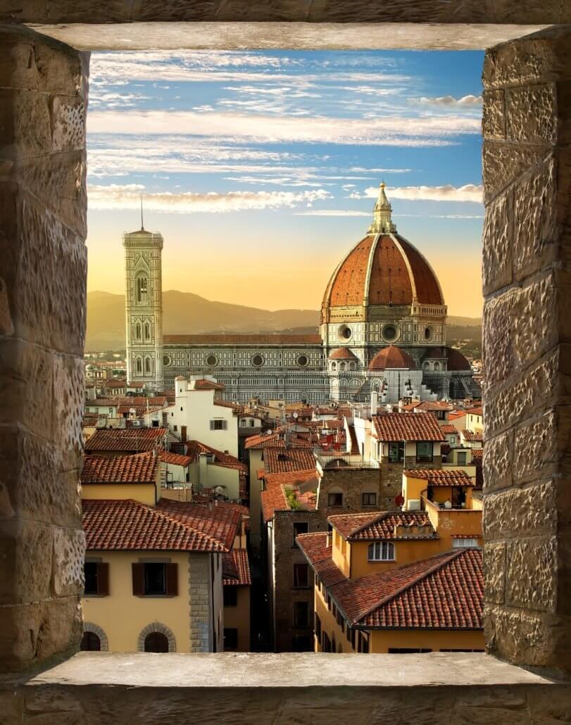 Visite privée de Florence, Visite guidée privée de Florence avec Ghislaine