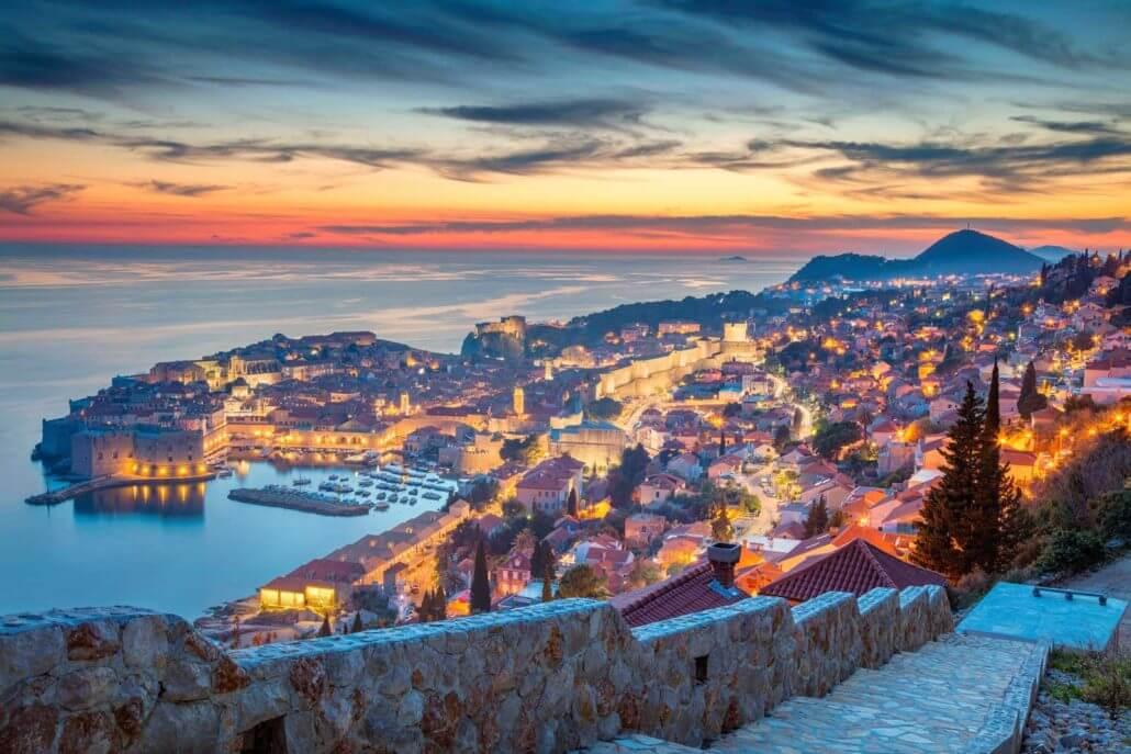 Visite guidée de Dubrovnik, Visiter Dubrovnik en français avec Mia