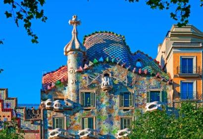 Casa Batllo, Barcelona - Spain
