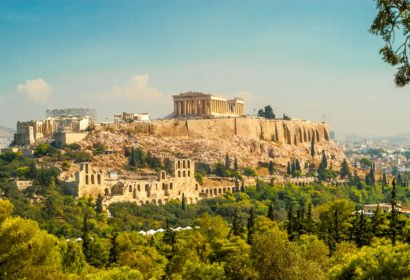 Acropole d'Athene