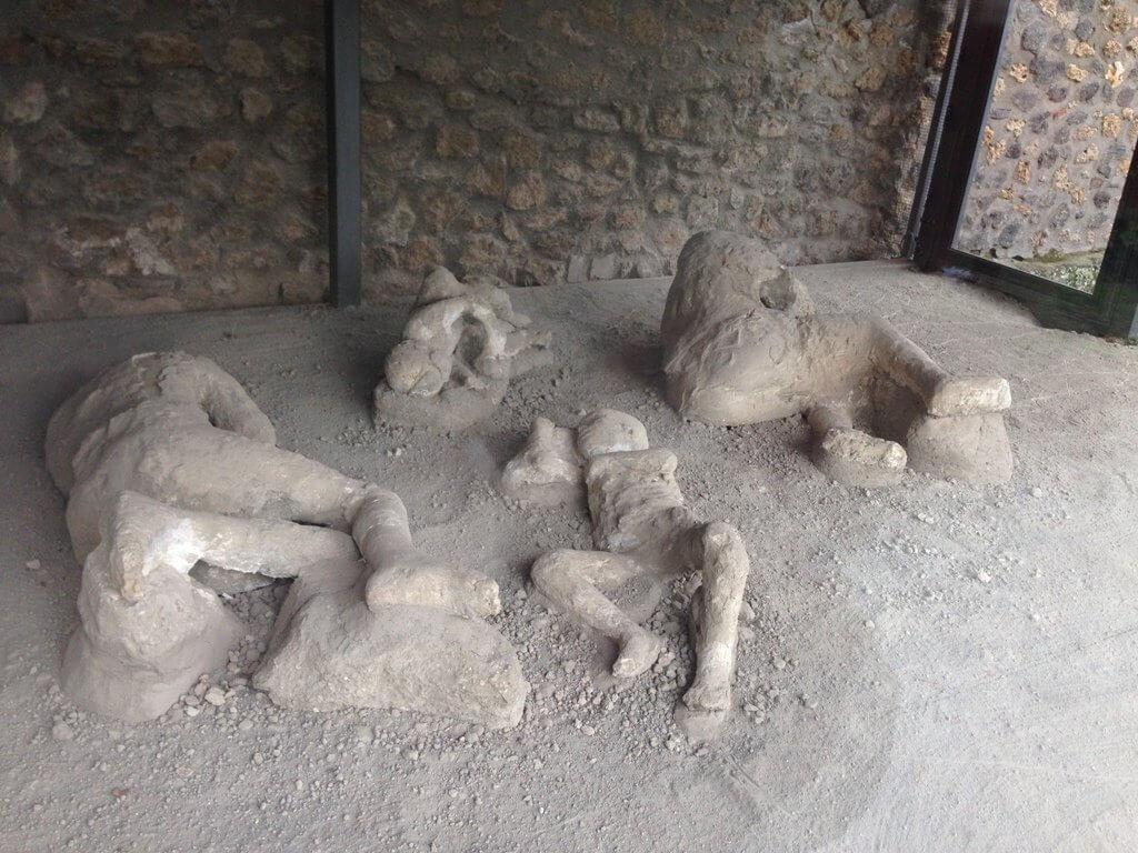 visite en français de Pompéi avec Ada ruines de Pompéi