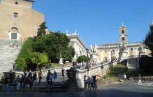visite en français de Rome avec Cathia centre de Rome