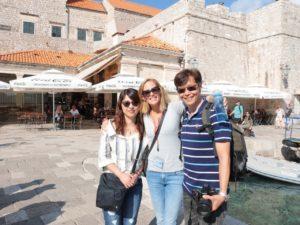 visiter Dubrovnik en français avec Mia place