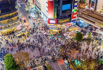 Le monde a Tokyo