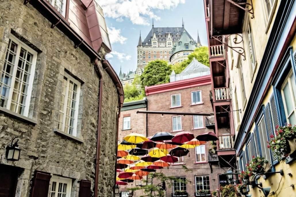 Montréal, Montréal : à la découverte de la petite Italie et du vieux Montréal