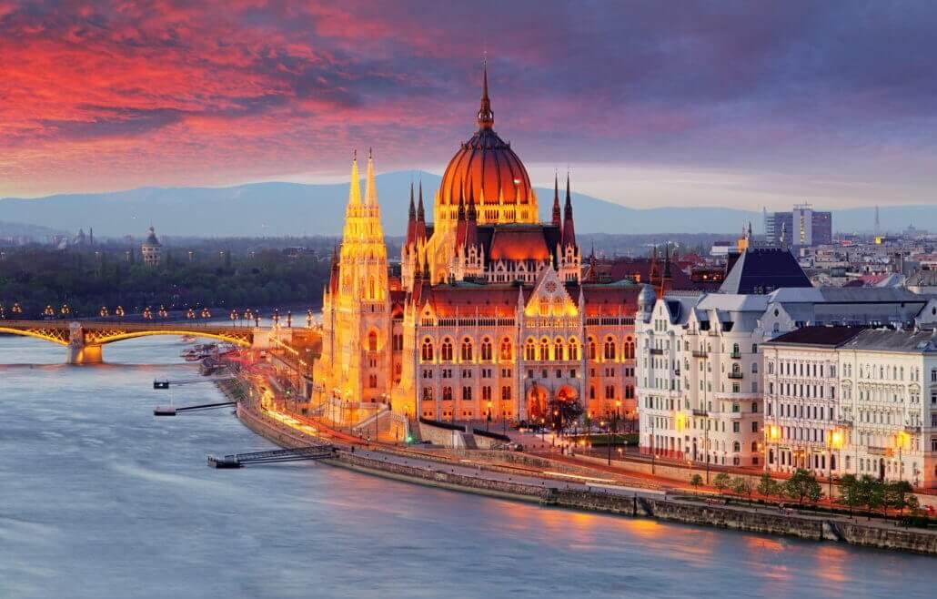 Visite guidée de Budapest