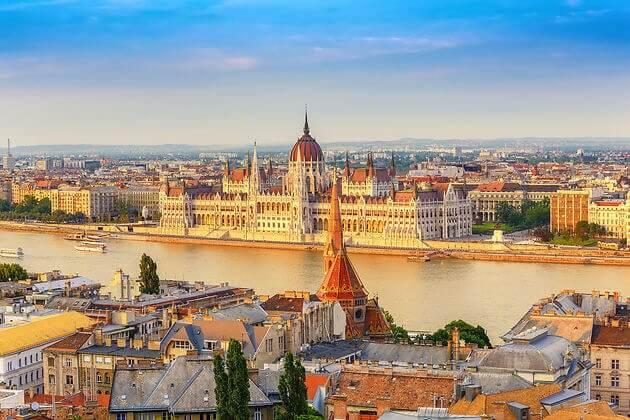 Visite guidé de Budapest