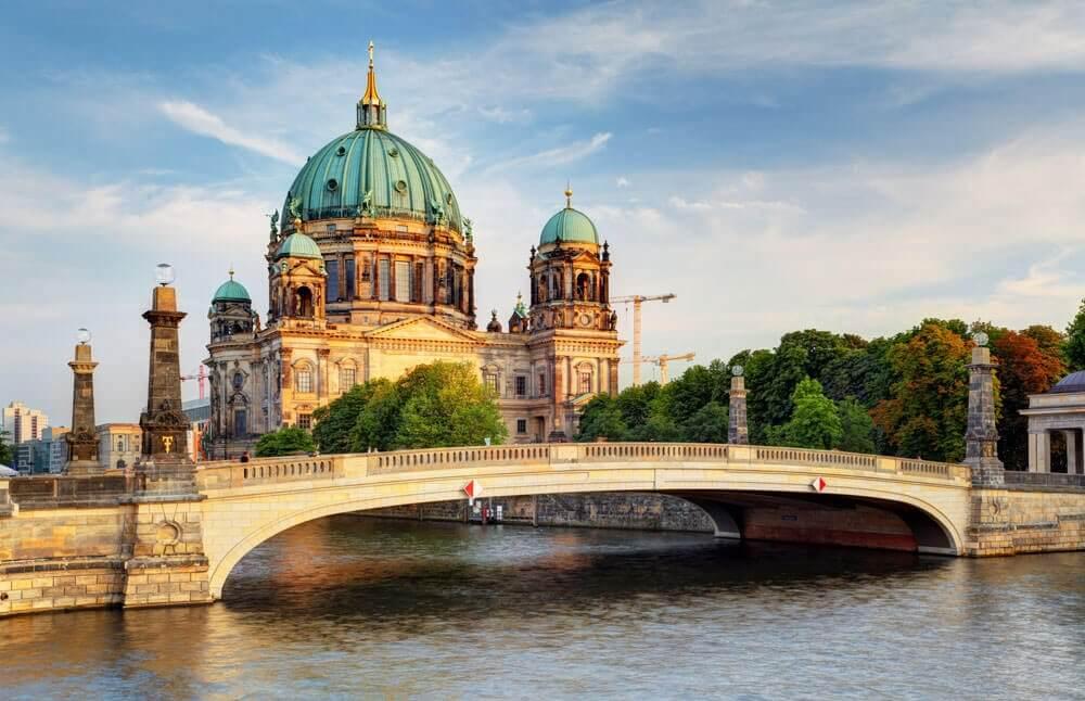 Visite guidée en français de Berlin, Visite guidée en français de Berlin avec Céline
