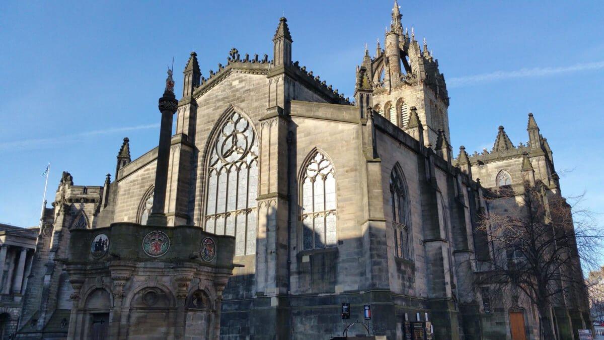 Visite guidée des incontournables à Edimbourg