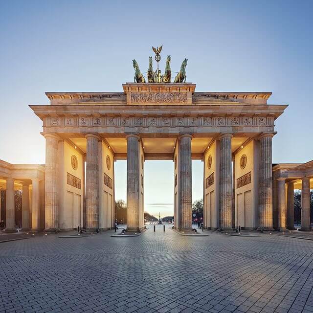 Visite guidée de Berlin avec notre guide Céline