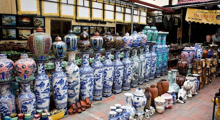 """Excursion dans les villages traditionnels de Hanoï, Excursion dans les villages traditionnels de Hanoï avec Jade<span class=""""wtr-time-wrap after-title""""><span class=""""wtr-time-number"""">4</span> min read</span>"""