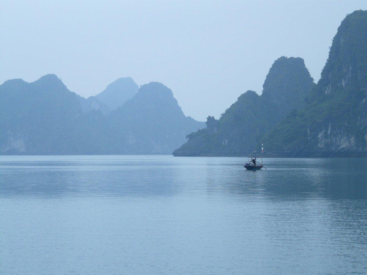 visite guidée en français de la baie d'Halong, Visite guidée en français de la baie d'Halong avec Fabrice
