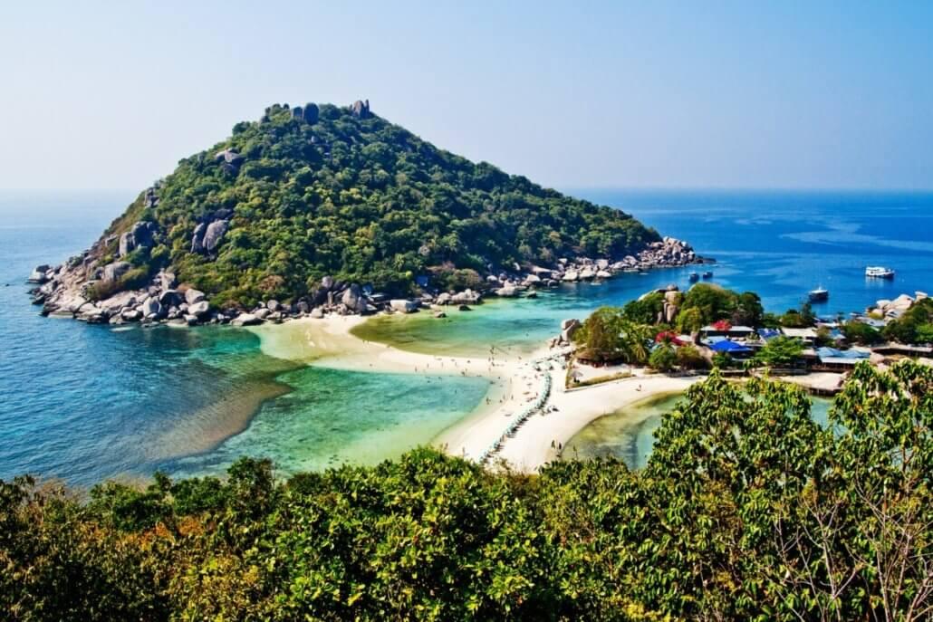 visite guidée Koh Tao, Visite guidée en français de l'île Koh Tao en snorkeling