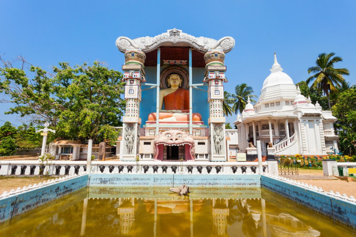 Negombo, Visite guidée en français de Negombo en Tuk-Tuk avec Kasun