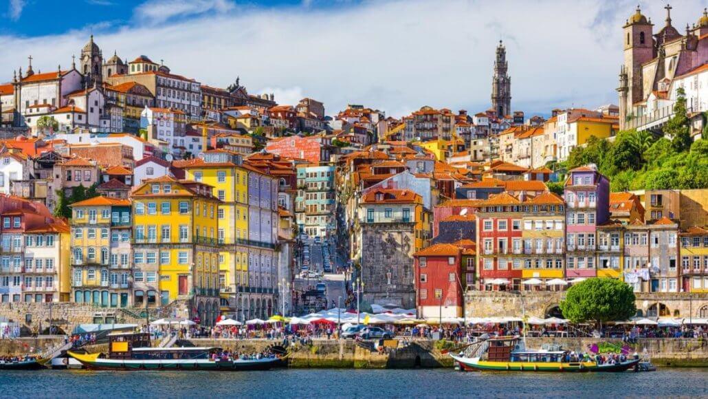 Visite en français de Porto
