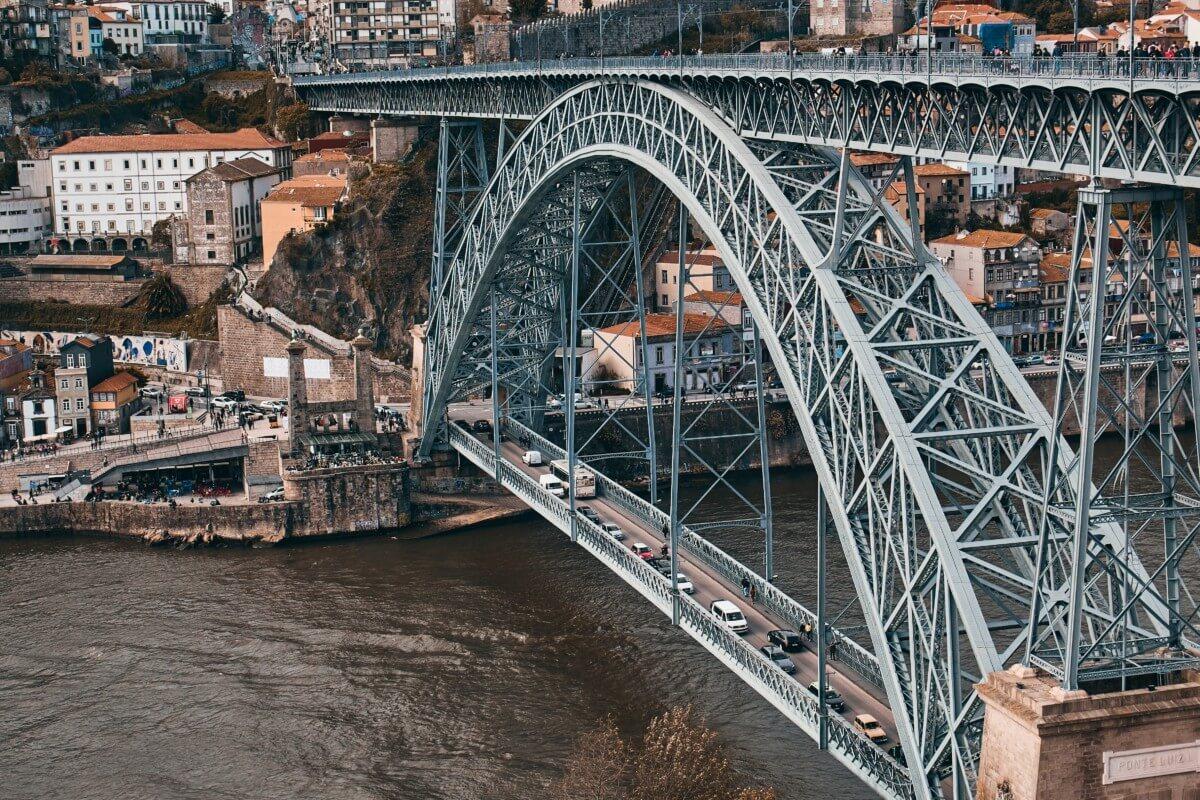 Le pont Dom-Luis
