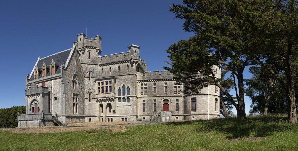 Château de Hendaye