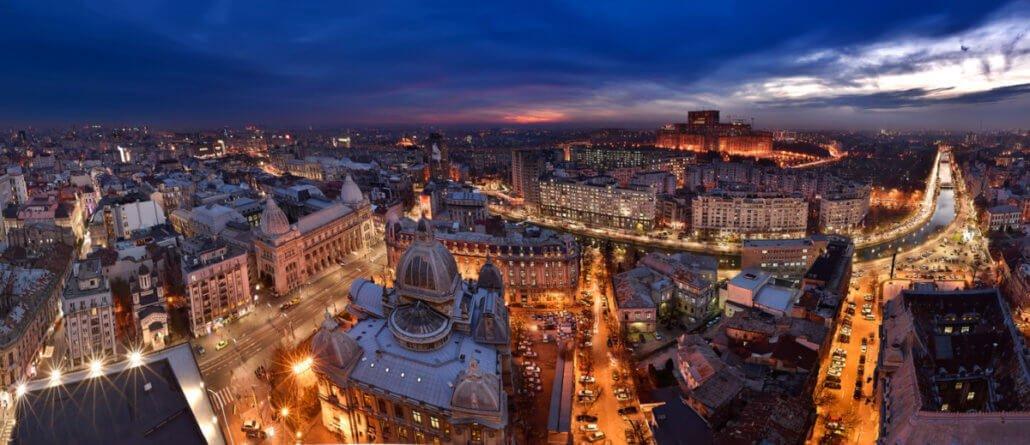 visite guidée en français, Visite guidée en français des incontournables de Bucarest