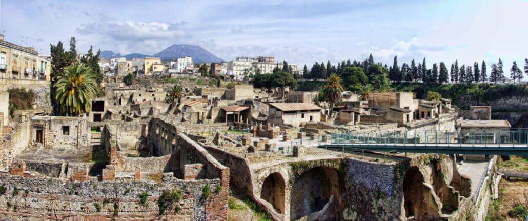 visite guidée en français, Visite guidée en français de Herculaneum à Naples