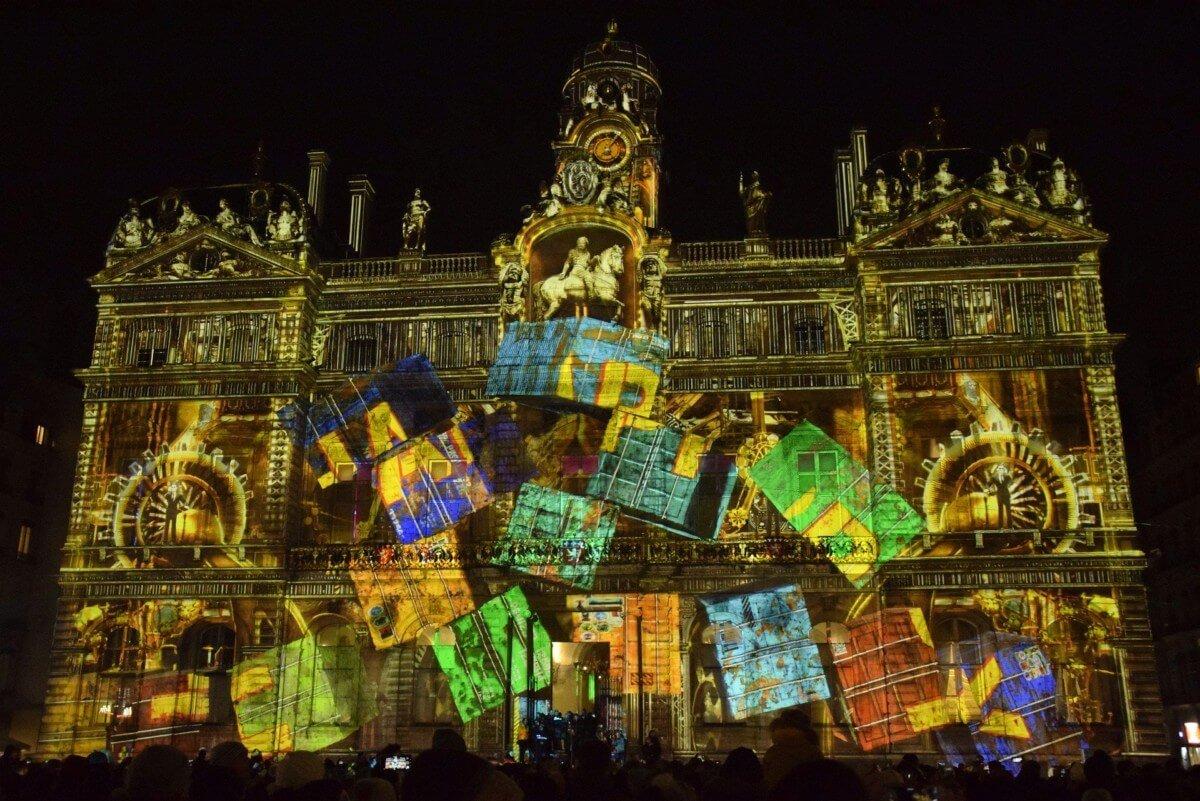 La fête des Lumières, Lyon