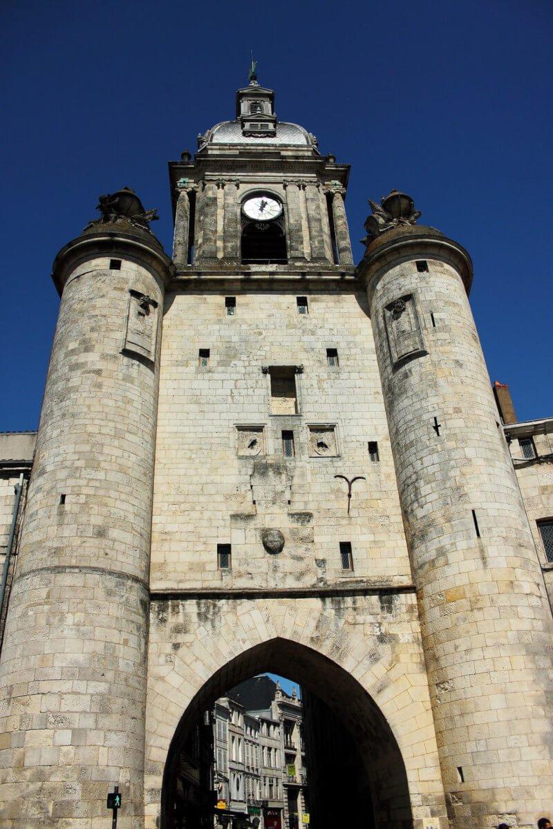 La Porte de la Grosse Horloge