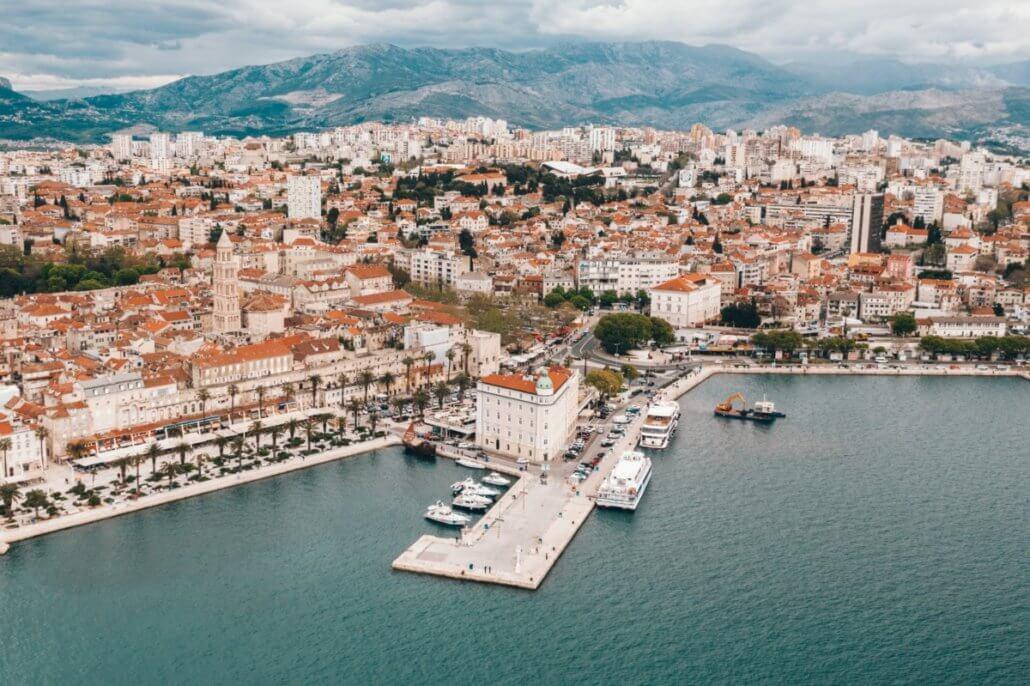 visite Split, Visite guidée en français de Split en Croatie