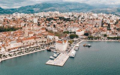 Visite guidée en français de Split en Croatie