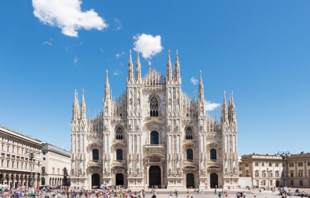Cathédrale Del Duomo, Milan