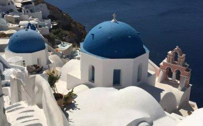 Visiter Santorin en 3 jours et visite guidée en Français