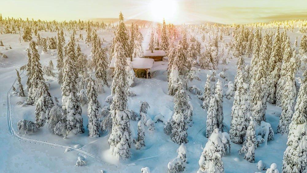 Visiter Rovaniemi en Laponie