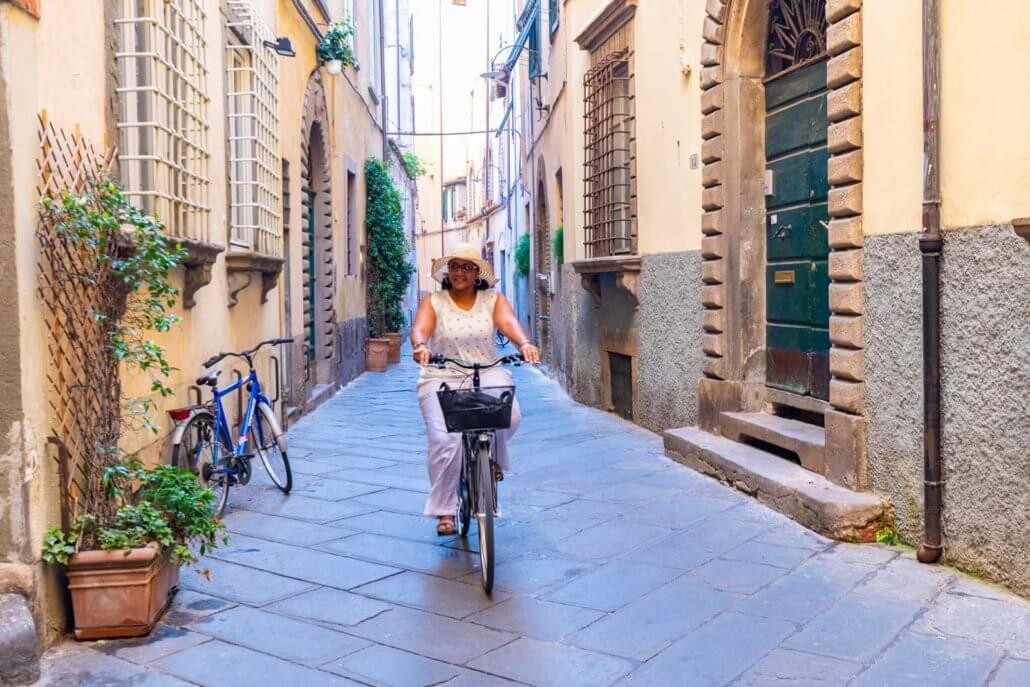 Florence à vélo