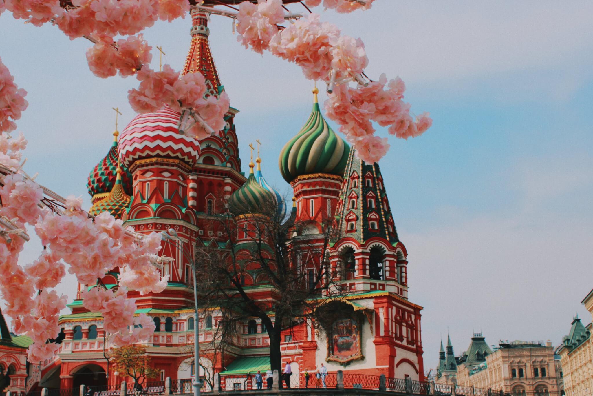 Visite en Français de Saint-Pétersbourg avec Irina et Anouar