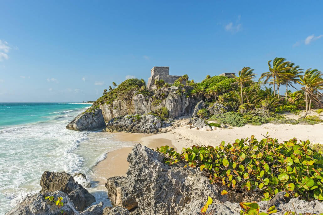 8 jours au Mexique