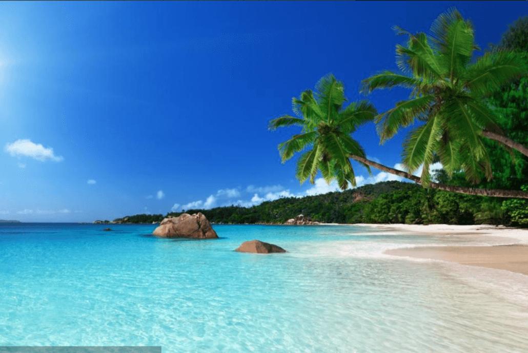 Anse Lazio, Seychelles Praslin