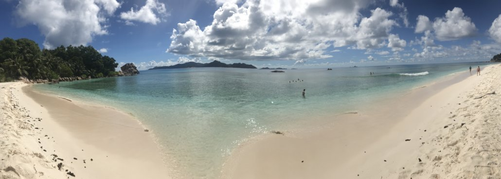 anse sévère la digue Seychelles
