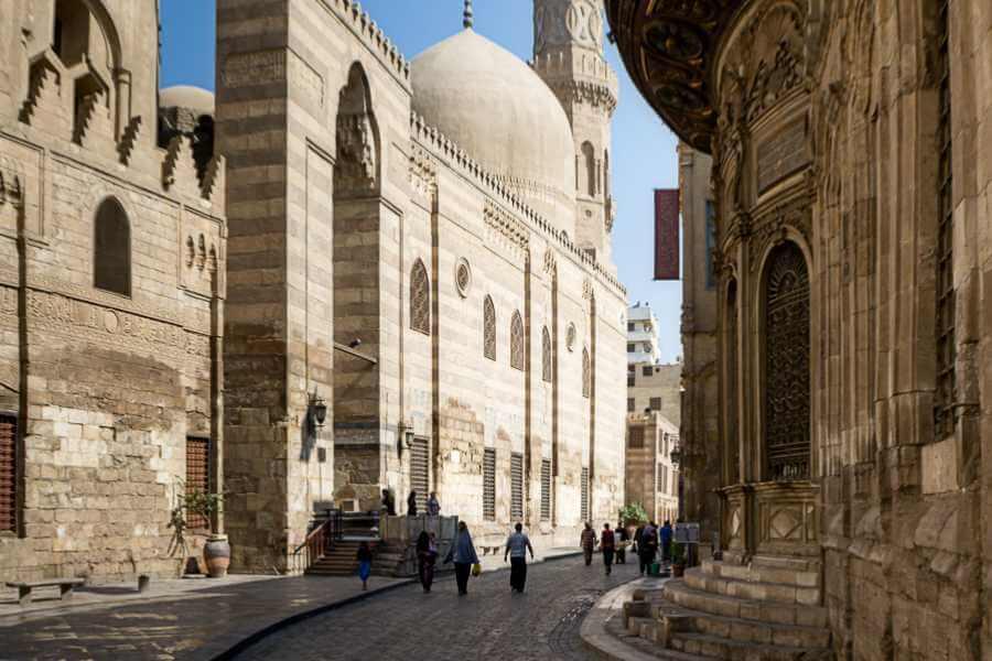 la rue Al-Moez