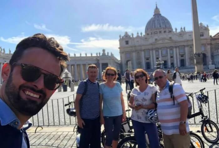 visiter-rome-en-velo-avec-guide-francaise