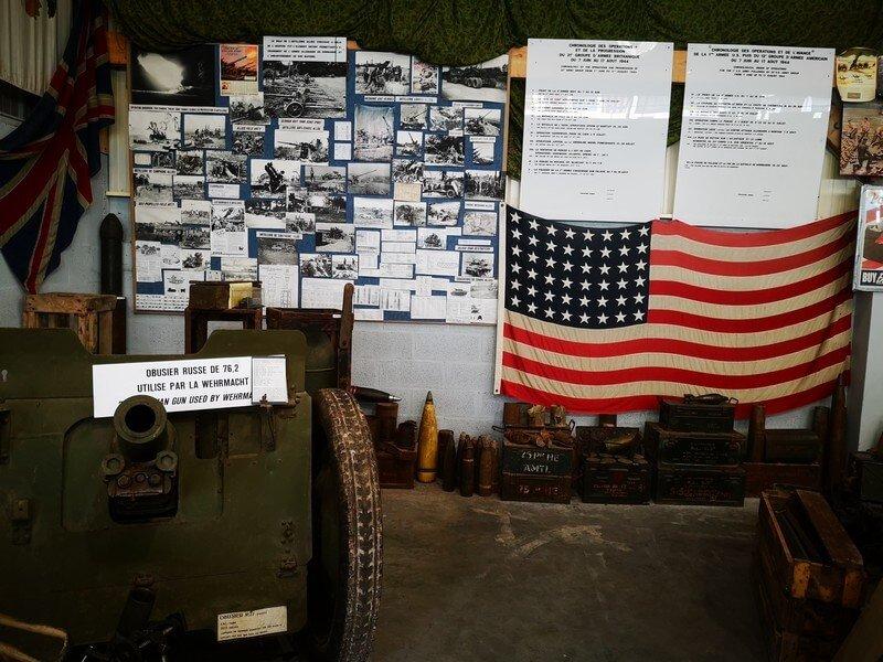 hangar-voiture-epoque-2nd-guerre-mondial-normandie